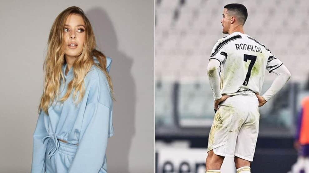 Sara Carreira, Cristiano Ronaldo
