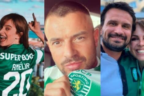Famosos, Sara Prata, Marco Costa, Tânia Ribas De Oliveira