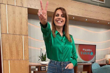 Tânia Ribas De Oliveira, A Nossa Tarde, Sporting Cp