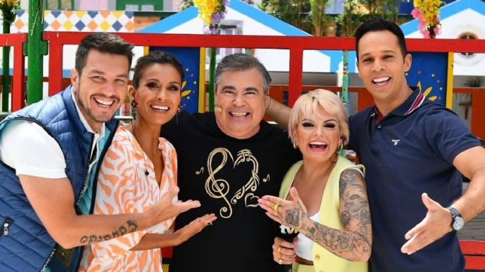 Ben, Monica Jardim, Toy, Fanny, Santiago Lagoa, Tv