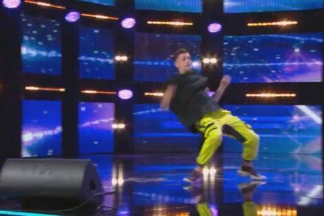 Diogo Viegas, Got Talent Portugal