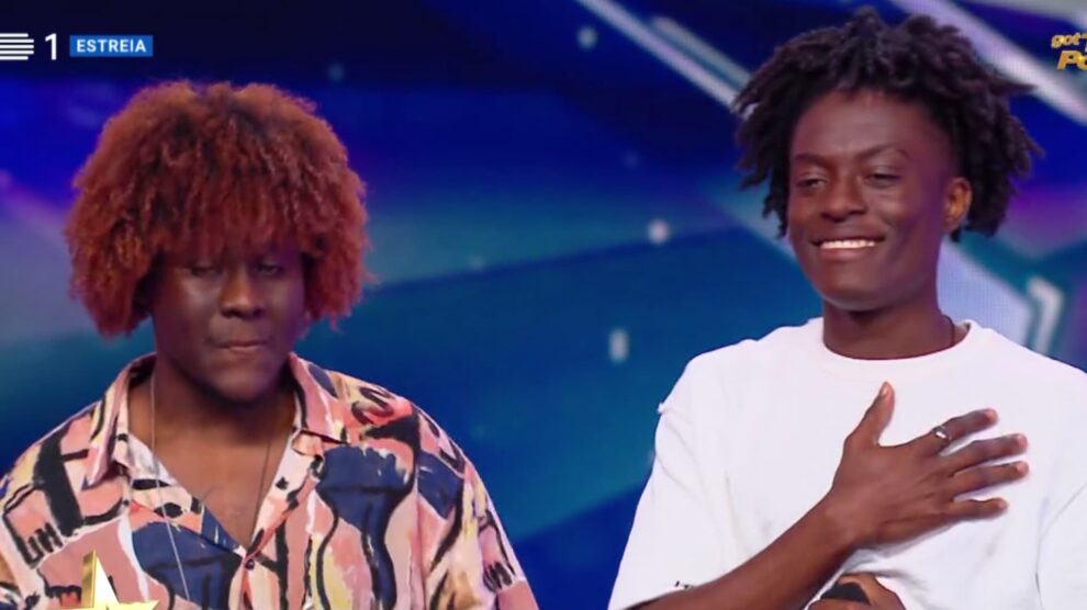 Got Talent Portugal, Rapazes Do Milongo