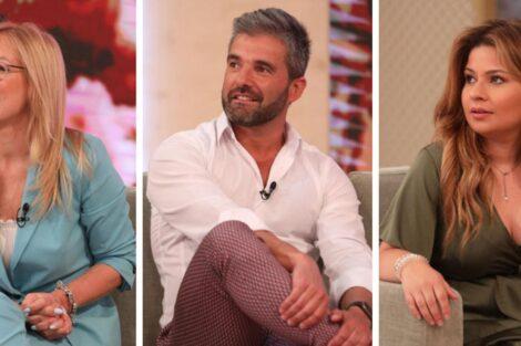Helder, Teresa, Sandrina, Big Brother, Tvi