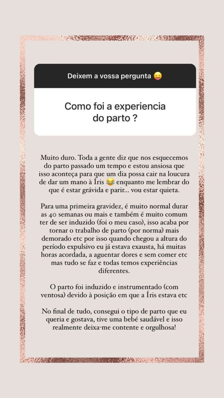 Helena Coelho, Instagram