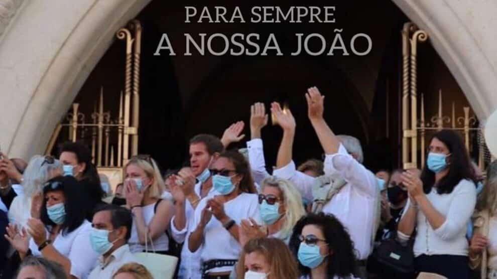 Maria João Abreu, Funeral, Homenagens