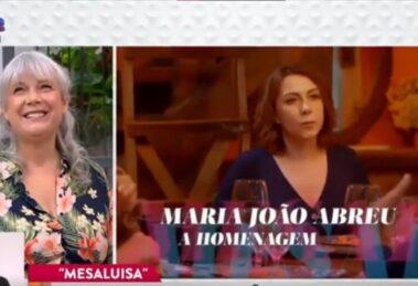 Luisa Villar Mesaluisa Maria Joao Abreu Sic