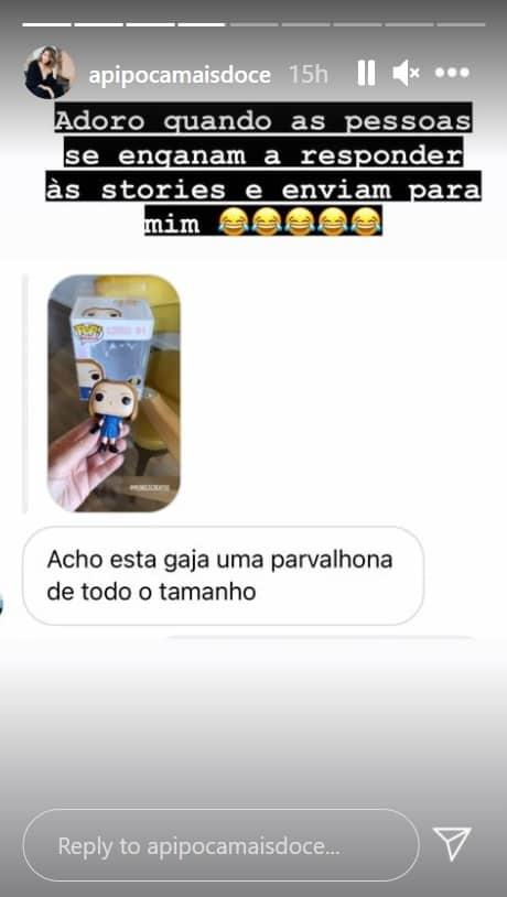Pipoca Mais Doce, Instagram