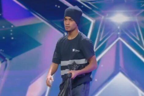 Ruben Conceição, Got Talent Portugal