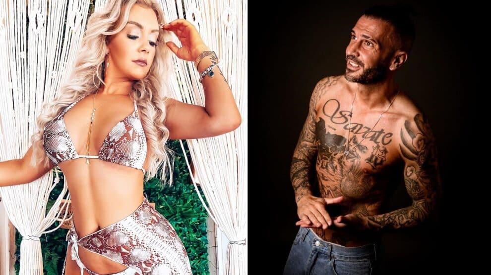 Anuska Marques, Bruno Savate, Big Brother