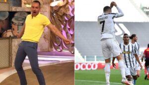 Cláudio Ramos, Cristiano Ronaldo, Dois Às 10