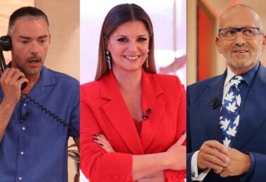 Cláudio Ramos, Maria Botelho Moniz, Manuel Luís Goucha, Tvi