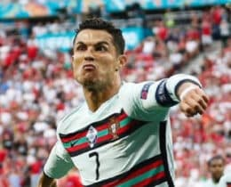 Cristiano Ronaldo, Euro 2020