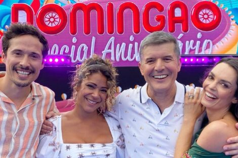 Domingão, João Baião, João Paulo Sousa, Raquel Tavares, Melânia Gomes, Audiências, Sic