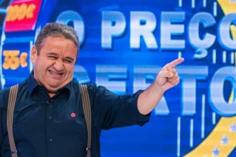 Rtp1 Fernando Mendes, O Preço Certo