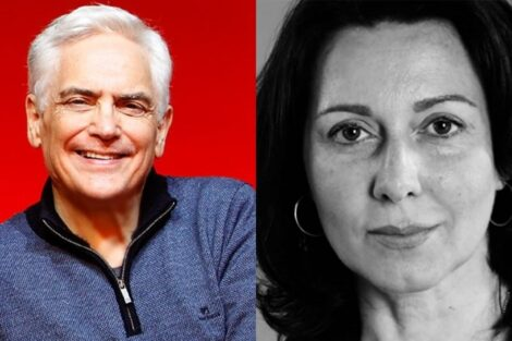 Filipe La Féria, Maria João Abreu