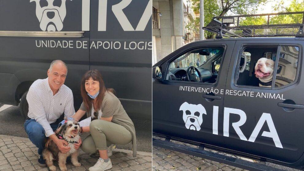 Intervenção E Resgate Animal, Ira, Rodrigo Guedes De Carvalho