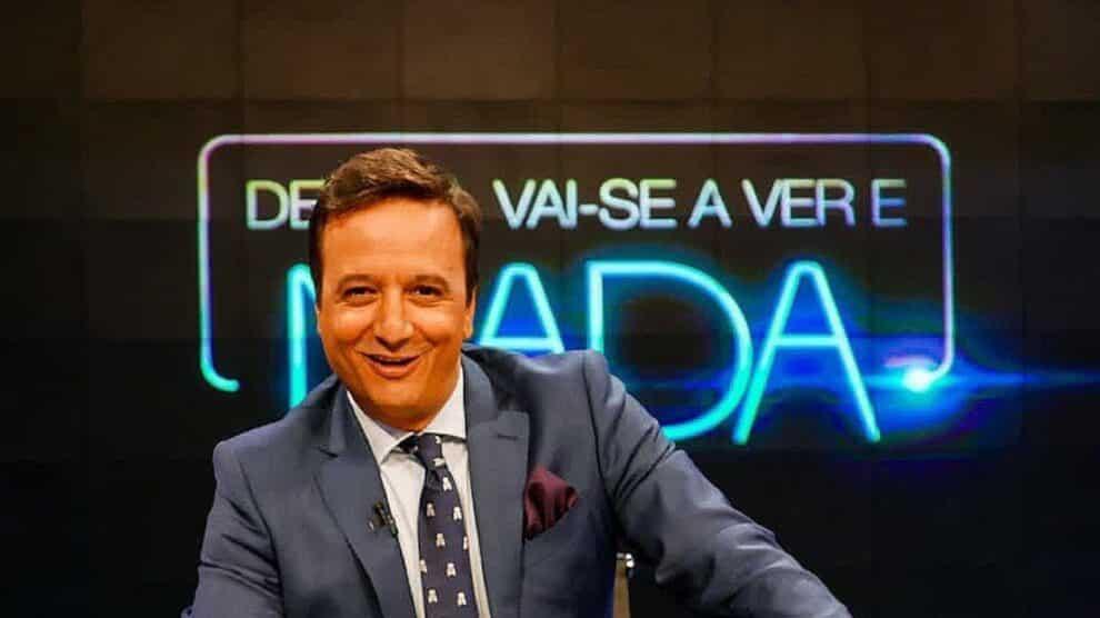 Jose Pedro Vasconcelos Depois Vai-Se A Ver E Nada
