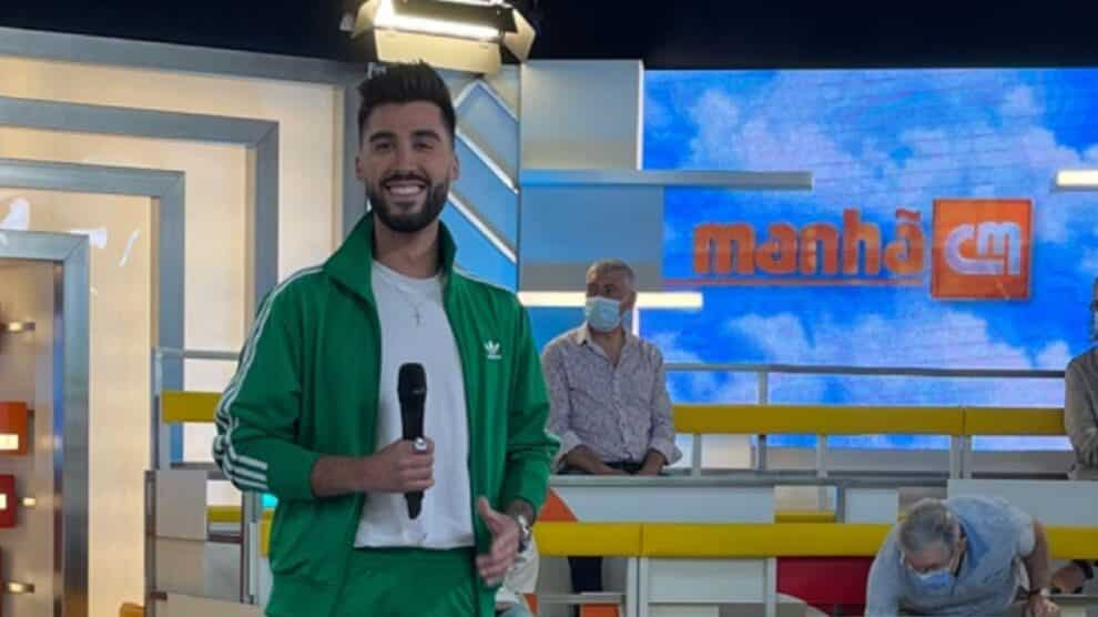 Léo Caeiro, Agarra O Pepino, Manhã Cm, Cmtv