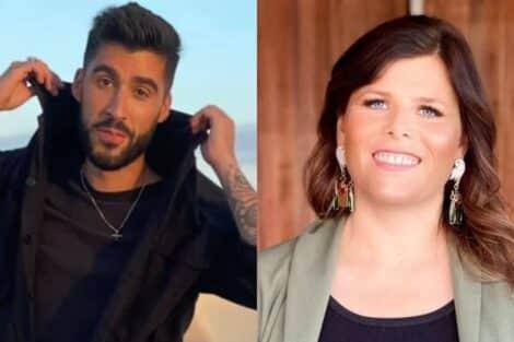 Leo Caeiro, Noélia Pereira, Big Brother