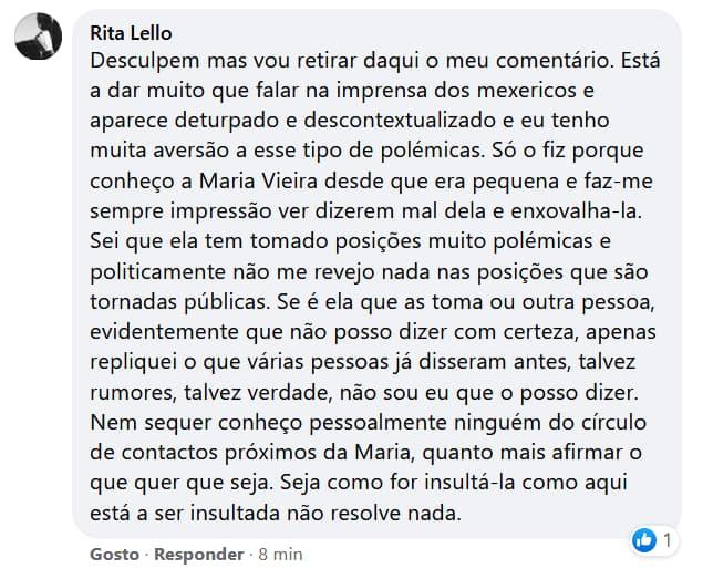 Rita-Lello-Polemica-Maria-Vieira