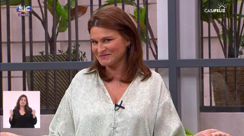Rita Salema, Casa Feliz, João Baião, Diana Chaves