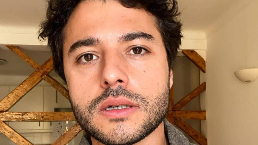 Rui Maria Pego, Filho Júlia Pinheiro