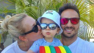 Sofia Arruda, David Amaro, Filho Xavier