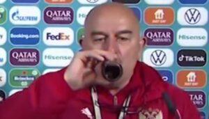 Stanislav Cherchesov, Selecionador Da Rússia, Euro 2020, Coca-Cola, Cristiano Ronaldo