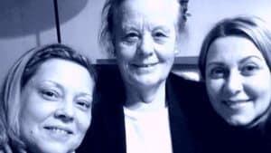 Alexandra Abreu, Mãe, Maria João Abreu