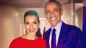 Catarina Furtado, Barack Obama