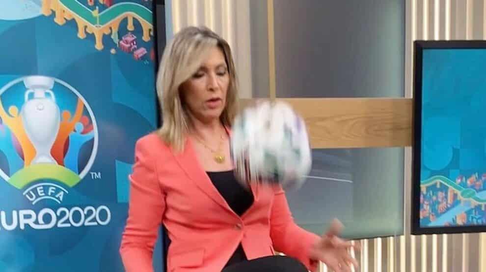Clara De Sousa, Bola Jornal Da Noite Sic
