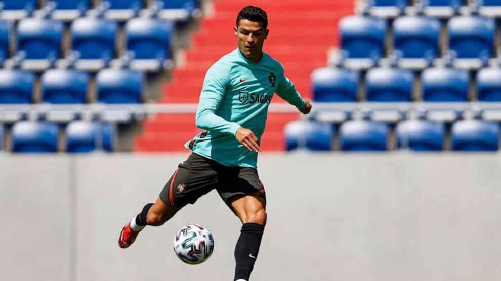 Cristiano Ronaldo, Seleção Nacional, Portugal