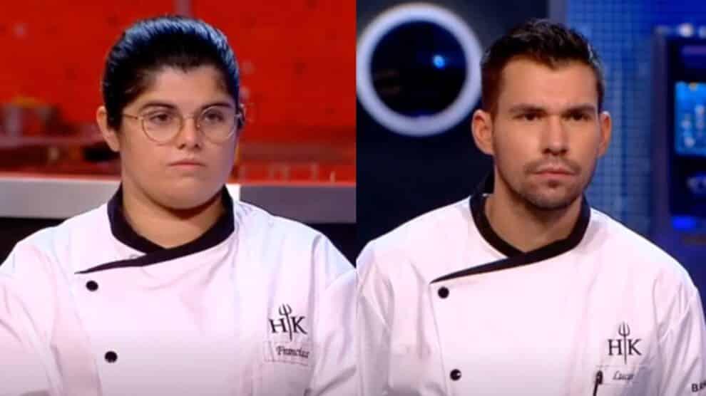 Francisca Dias, Lucas Fernandes, Vencedor Hell'S Kitchen