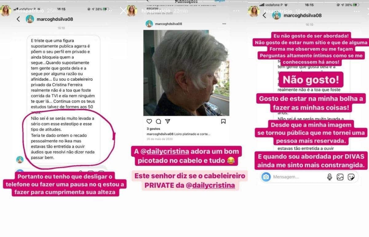 Helena Isabel, Instagram
