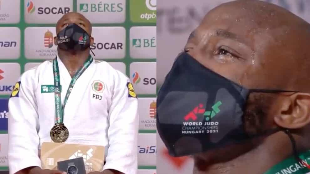 Judoca, Jorge Fonseca