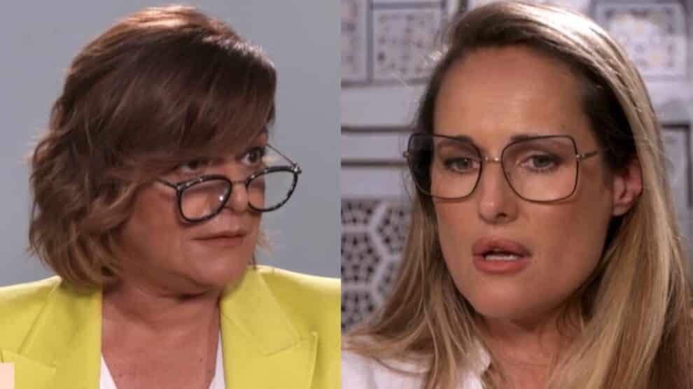 Júlia Pinheiro, Ana Rocha De Sousa