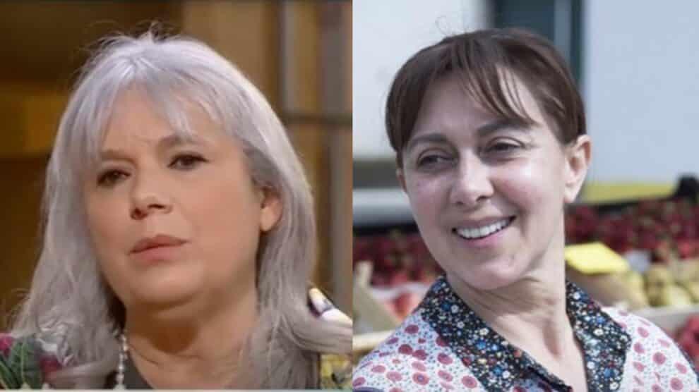 Luísa Villar, Maria João Abreu