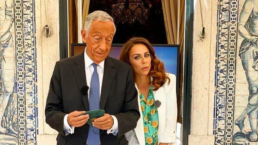 Marcelo Rebelo De Sousa, Filomena Cautela, Programa Cautelar
