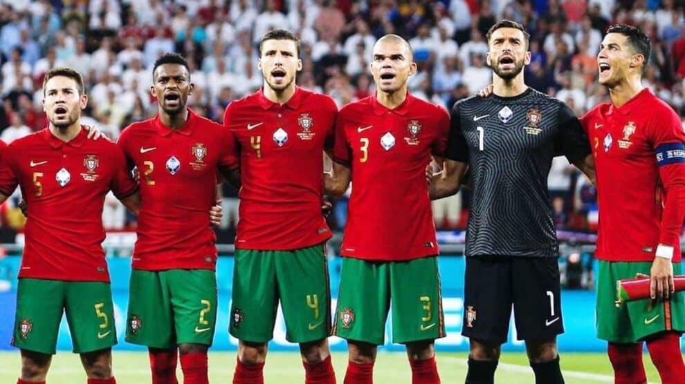Portugal, Euro 2020, Cristiano Ronaldo, Tvi24