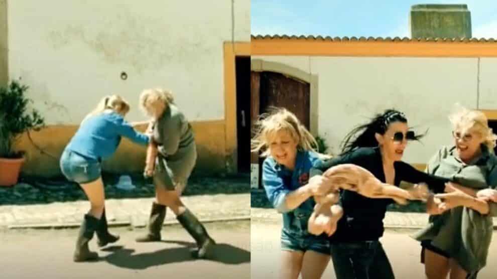 Quem Quer Namorar Com O Agricultor, Andreia Moreno, Ana Maria, Discussão