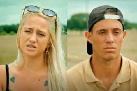 Quem Quer Namorar Com O Agricultor, Andreia, Luis Feijão