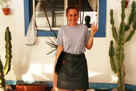 Sara Norte, Restaurante