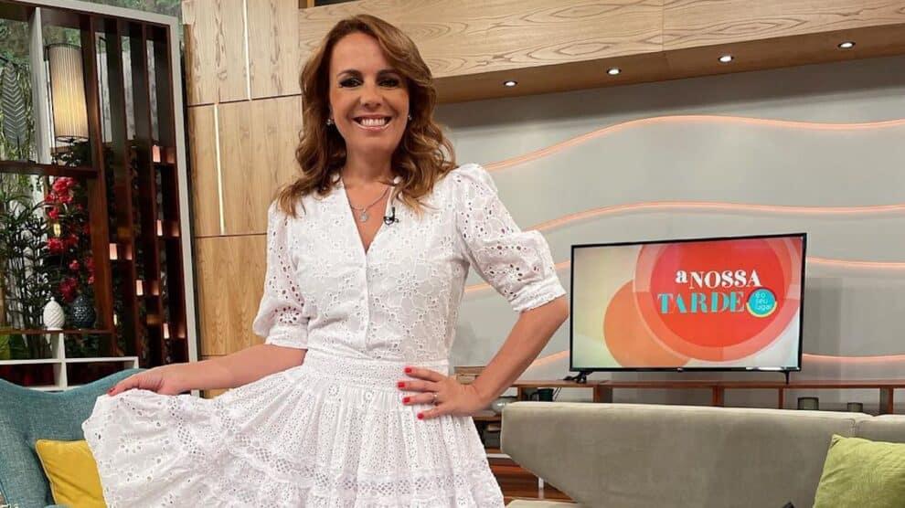 Tânia Ribas De Oliveira, A Nossa Tarde