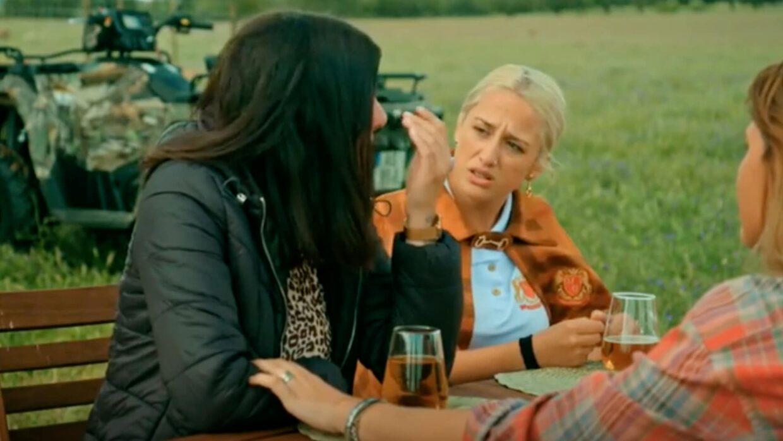 Tatiana, Andreia, Quem Quer Namorar Com O Agricultor