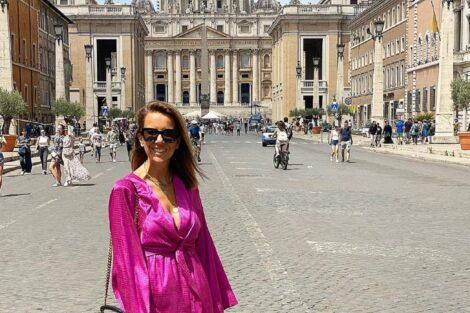 A Pipoca Mais Doce, Ana Garcia Martins, Vaticano, Roma