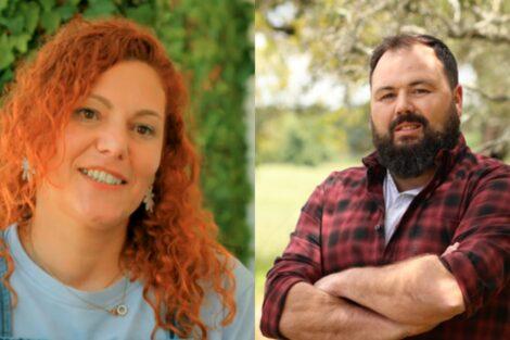 Agricultor, Aurélio, Cláudia