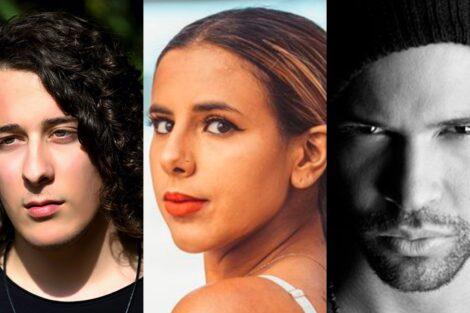 André Filipe, Joana Albuquerque, Angélico Vieira