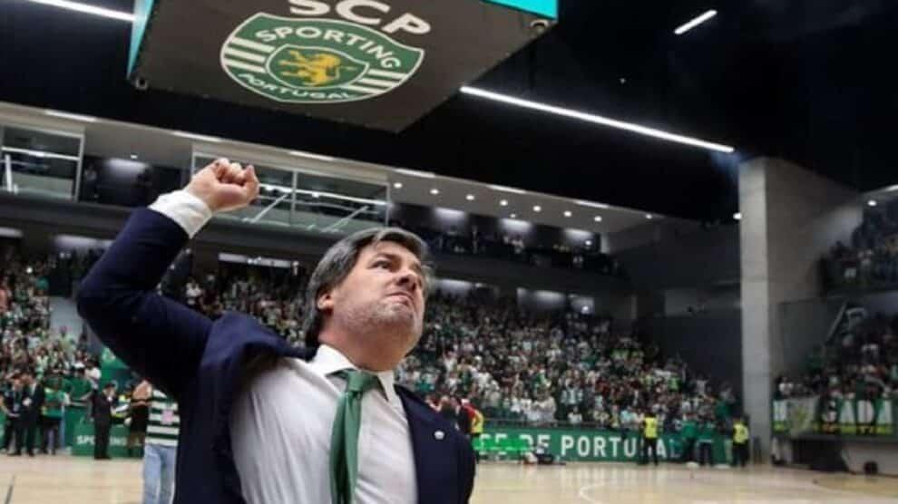 Bruno De Carvalho, Sporting Cp