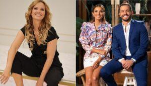 Cristina Ferreira, Maria Cerqueira Gomes, Pedro Teixeira, O Amor Acontece