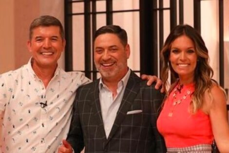 João Baião, Hernâni Carvalho, Diana Chaves